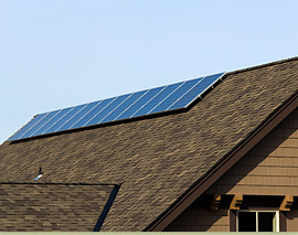 Specialized Homes Solar Panels